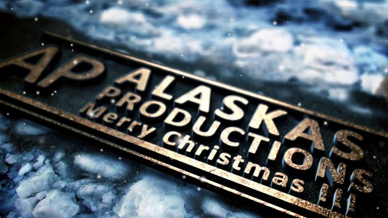 Alaskas Productions | Logo Reveal (Christmas)