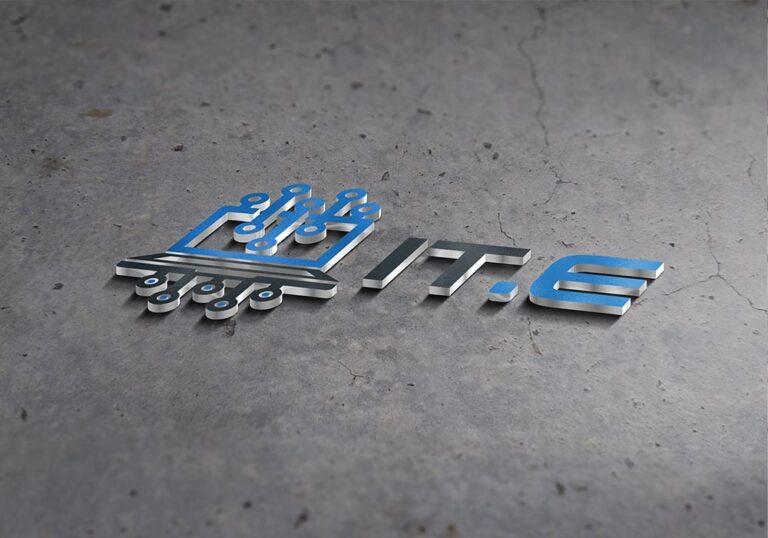 IT. E | Logo Design