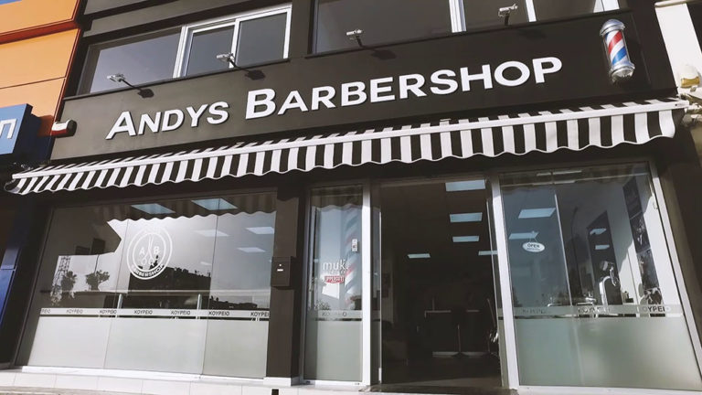 Andys Barber Shop | Video Production