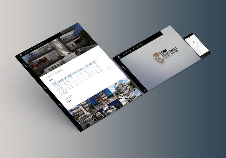 CSN Demetriou | Web Development